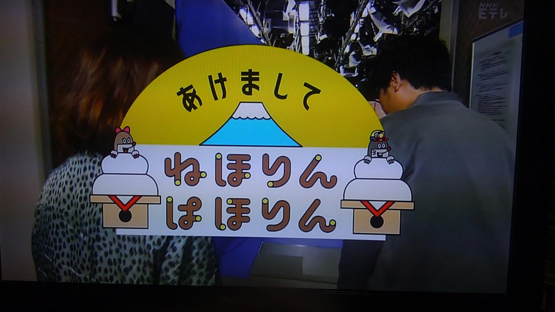 あけましてねほりんぱほりん!!
